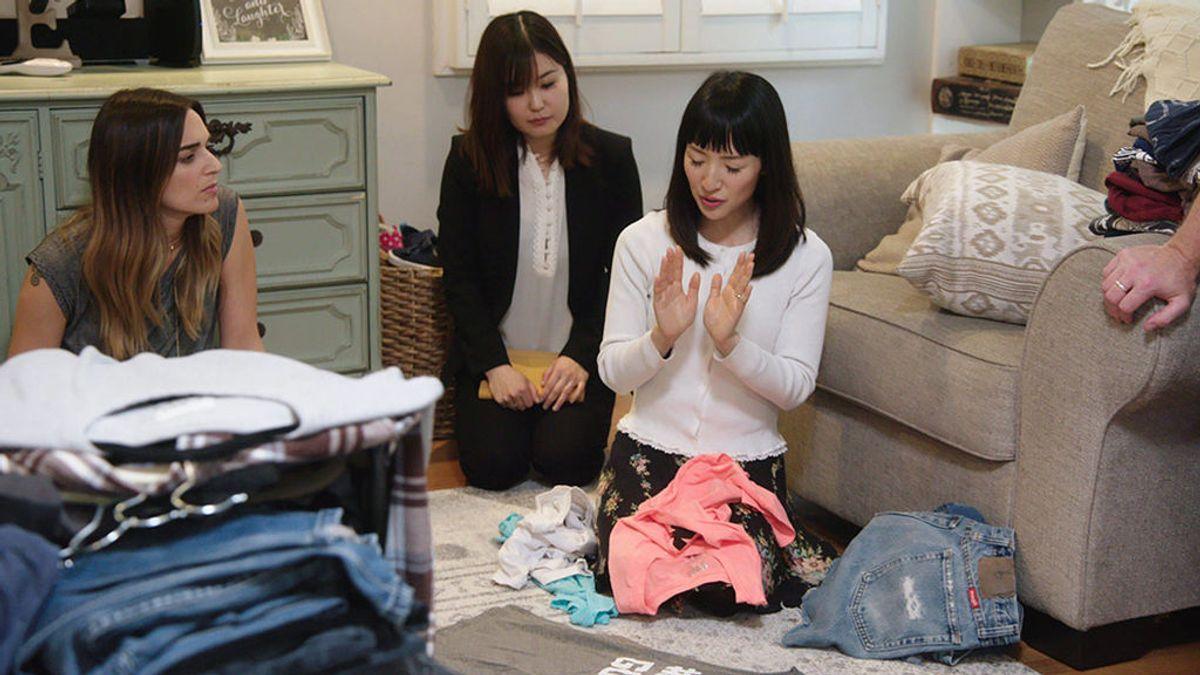 La japonesa Marie Kondo enseña a ordenar a los más pequeños con el libro 'Lili y Teo'