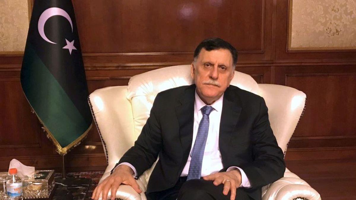 Turquía dice que Libia le ha pedido ayuda y enviará tropas al país