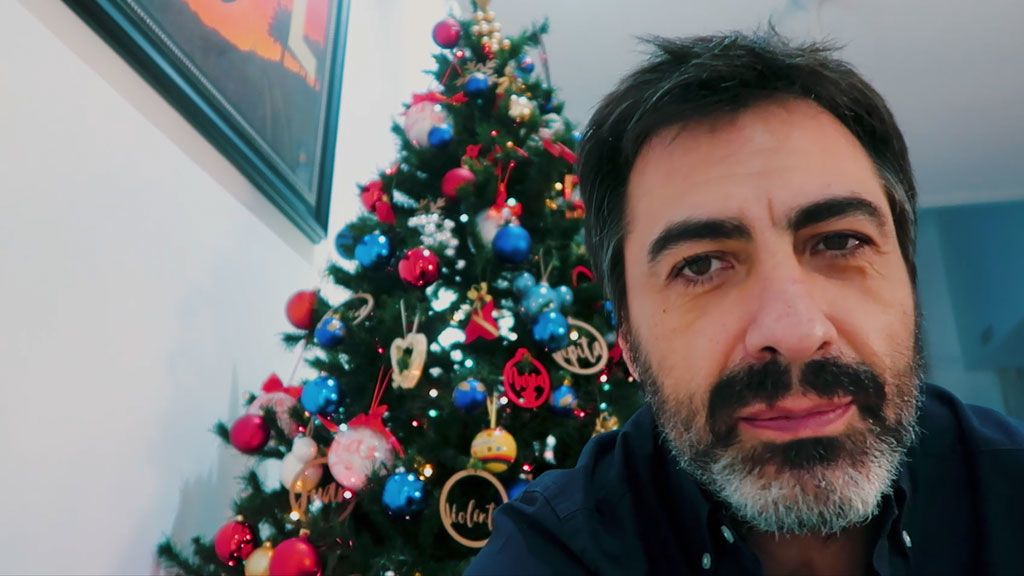 Juan del Val en Navidad