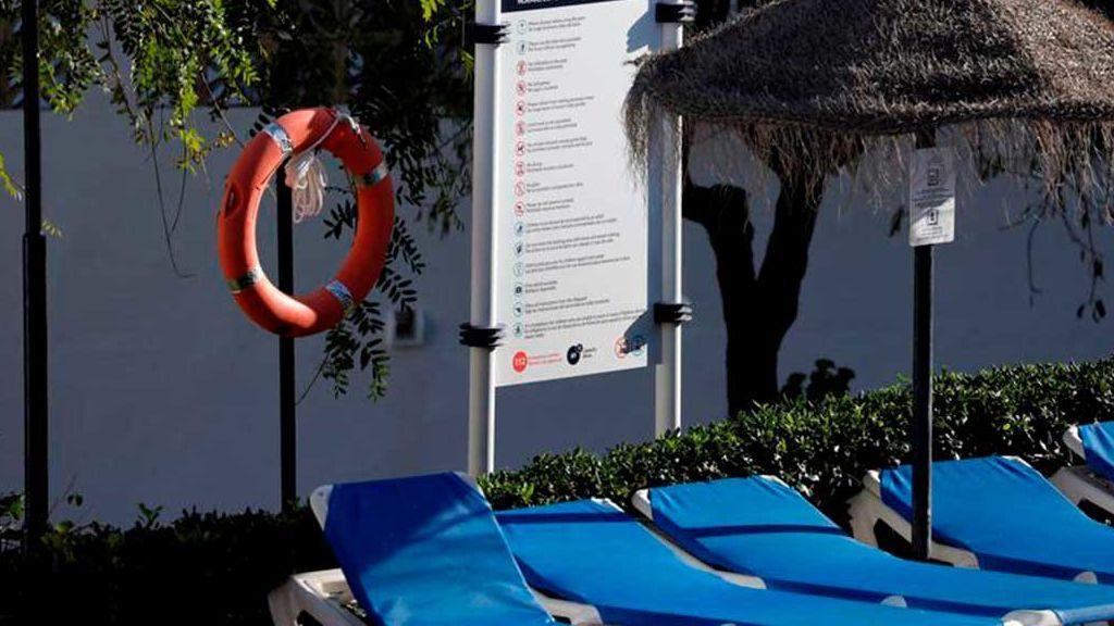 La familia que se ahogó en la piscina en Mijas: un pastor y sus hijos de 9 y 16 años