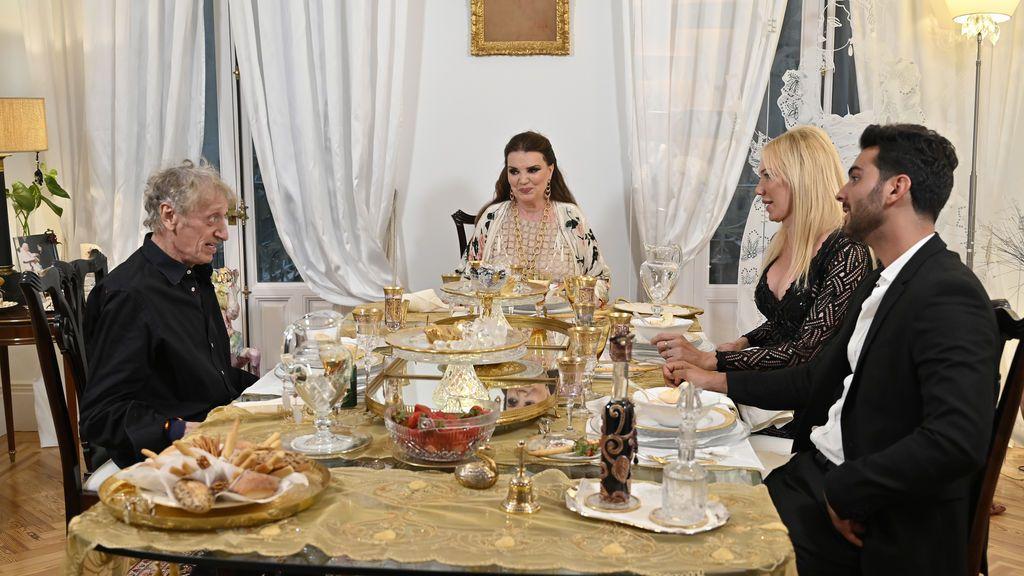 María José Cantudo desnudará su alma en 'Ven a cenar conmigo. Gourmet Edition'