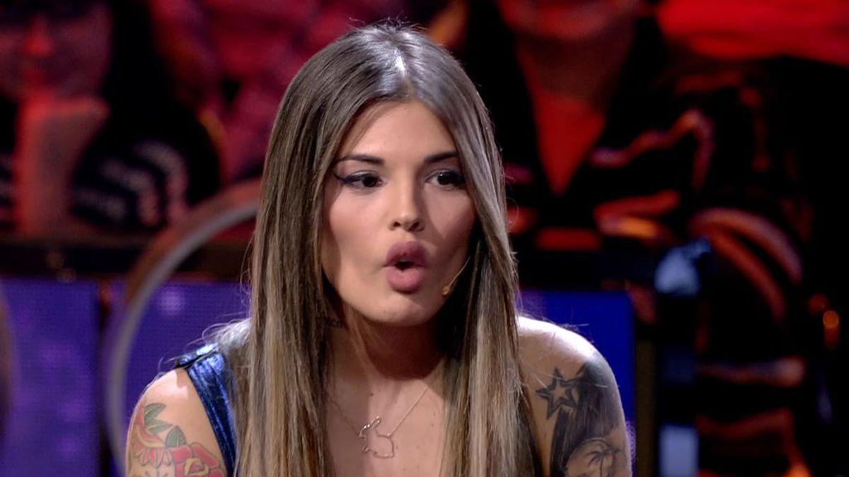 """Nuria, sobre Gianmarco: """"Nunca me ha gustado y para que me den un beso como si estuviera chupando la teta de una vaca, pues no"""""""