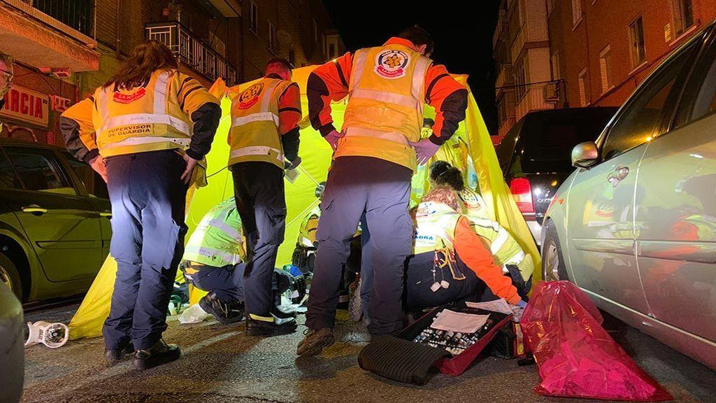 Muere apuñalado un joven de 23 años en el barrio madrileño de Vallecas