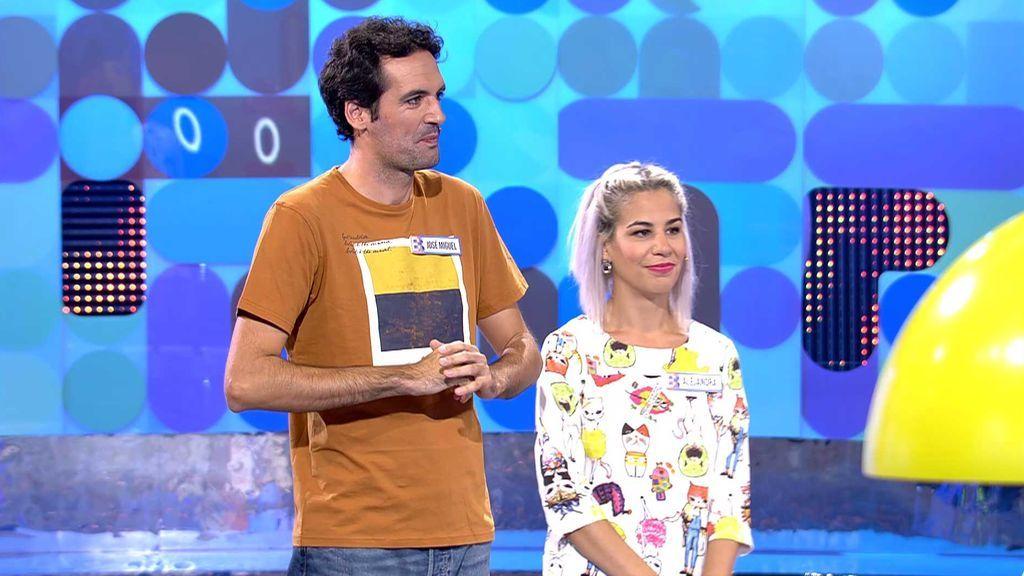 José Miguel y Alejandra se fían de 'El Bribón' y pierden 5.000 euros