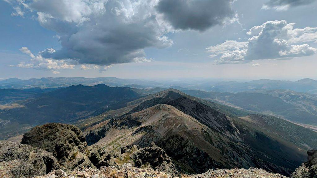 Muere un montañero en el pico Curavacas en Palencia