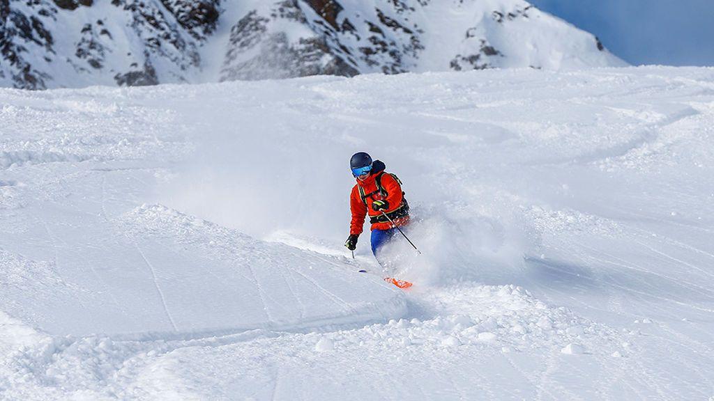 La primera estación de esquí que no permite el uso de plástico está en Italia