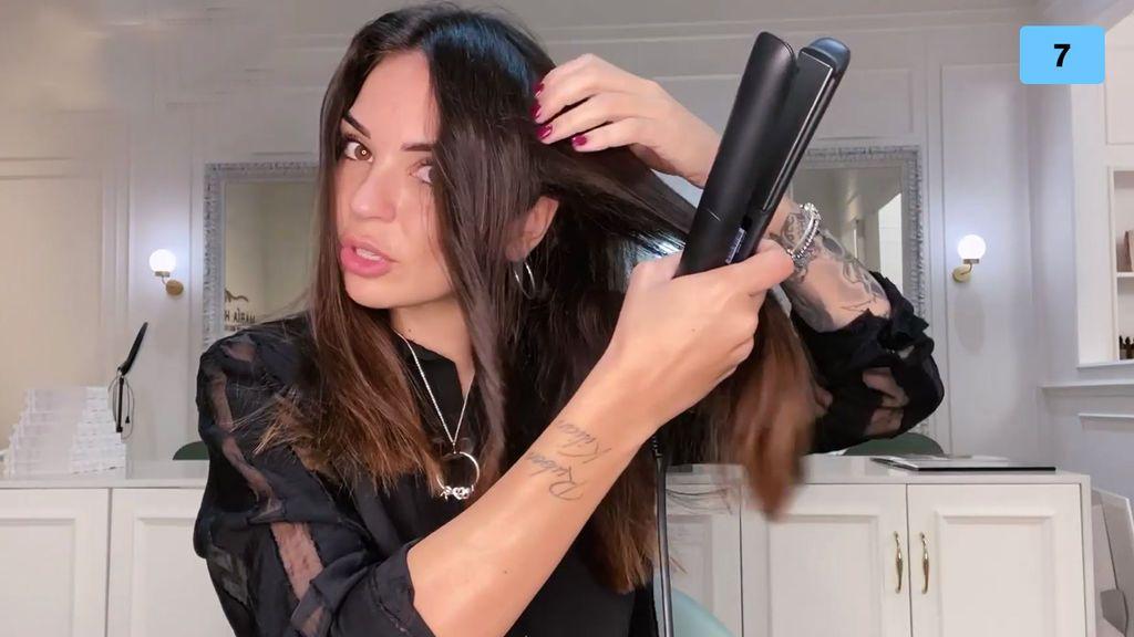 María nos enseña sus peinados para estar fabulosa estas navidades (1/2)