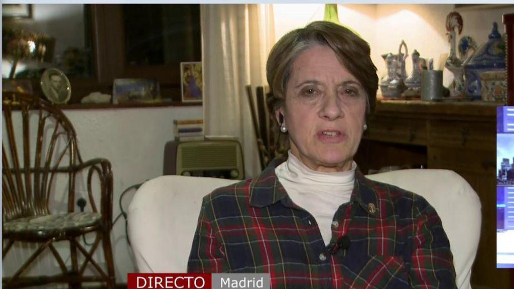 Pilar Gutierrez culpa a la productora de su pelea con omar montes