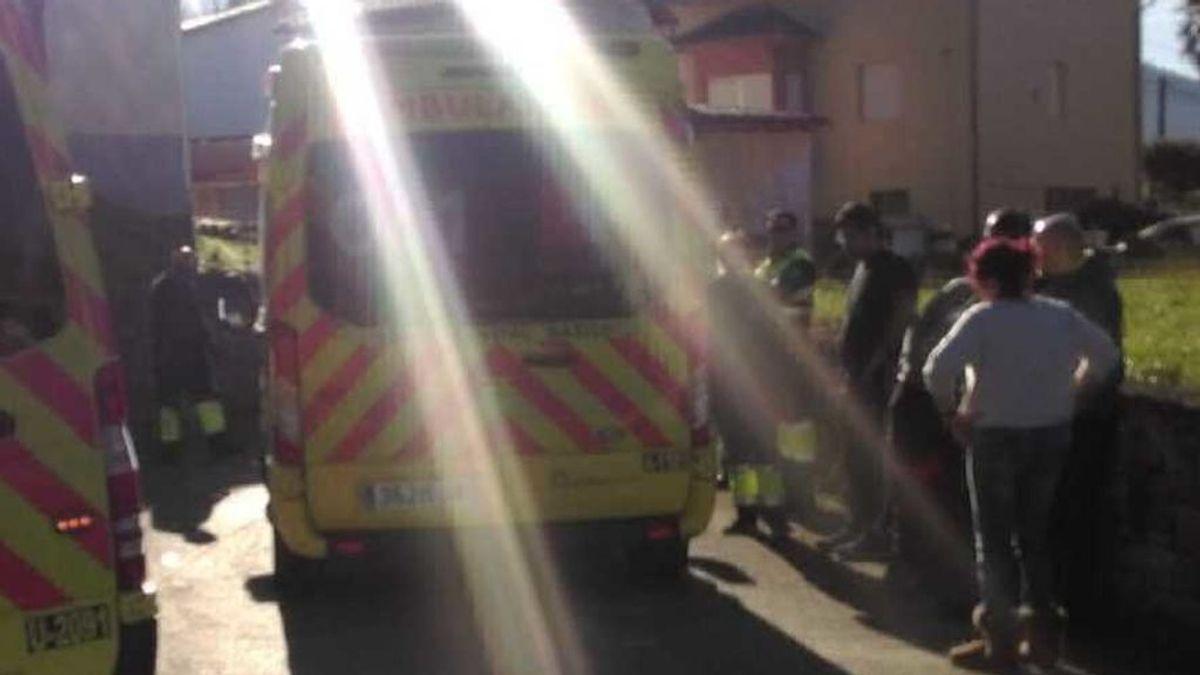 Muere un niño de dos años atropellado por un tractor en San Felices de Buelna (Cantabria)