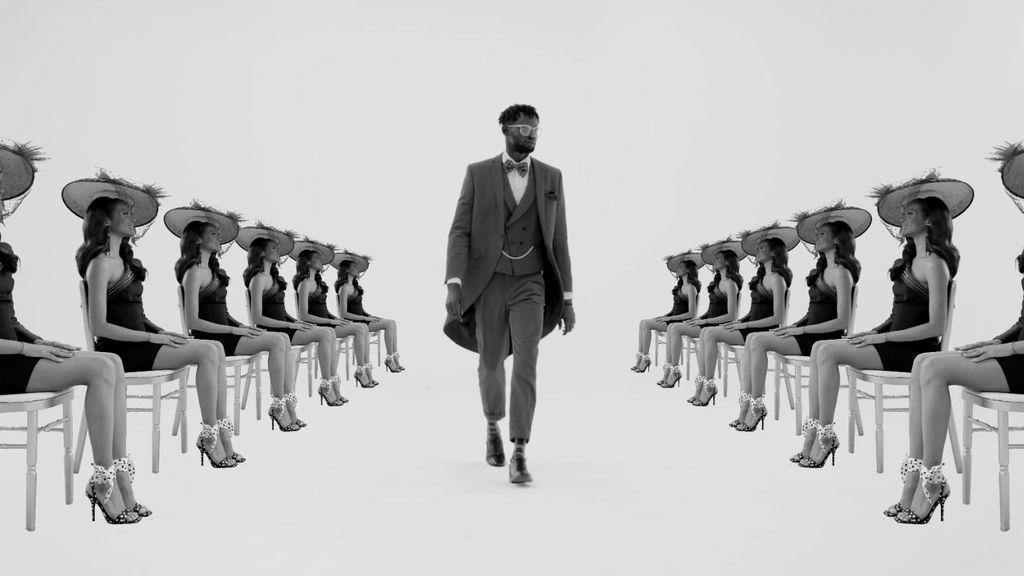 De `Top Manta´ a `Top Model´: los hombres de origen africano que pasan de la acera a la pasarela