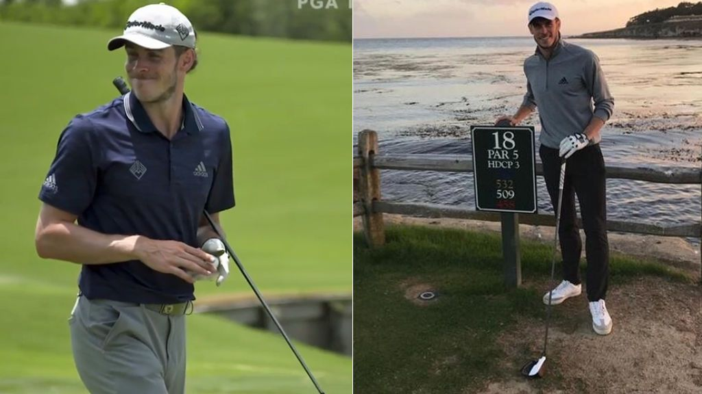 Gareth Bale recibe una de las tres invitaciones para disputar la próxima Ryder Cup de golf