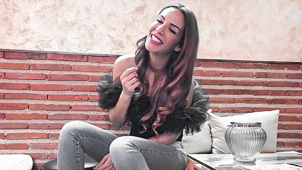 """Tamara Gorro sorprendida por sus amigos y familia en unas navidades complicadas: """"Mi madre necesitaba verme sonreír"""""""