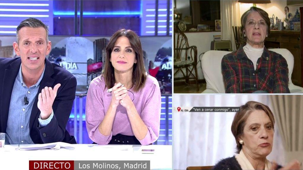 Joaquín Prat manda callar a Pilar Gutiérrez y la veta