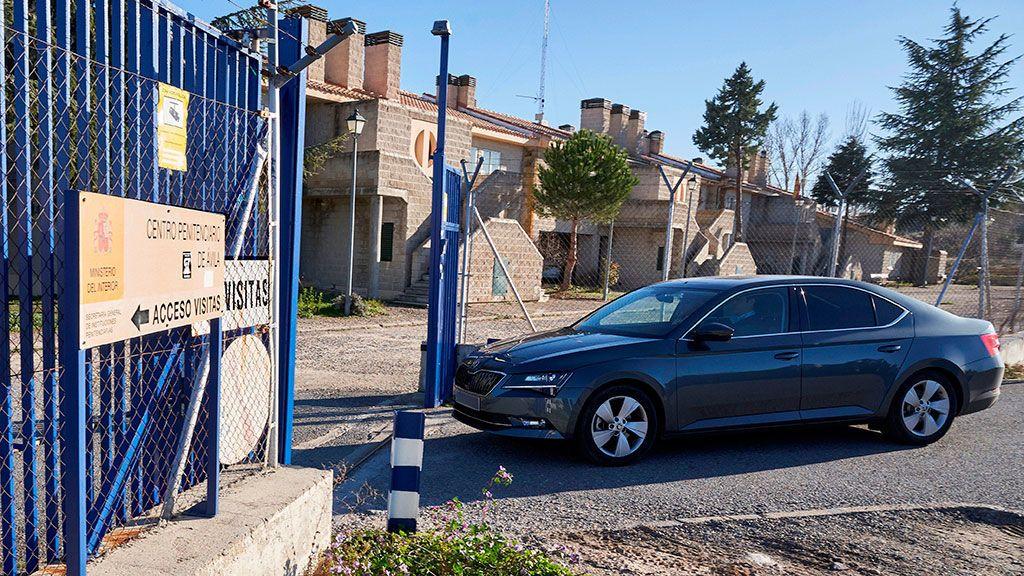 Iñaki Urdangarín vuelve a prisión tras su primer permiso penitenciario de cuatro días