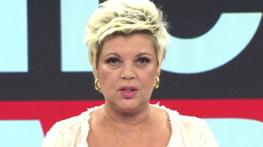María Teresa Campos y Edmundo Arrocet han roto su relación