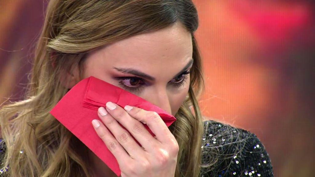 Irene Rosales se derrumba en 'Viva la vida'