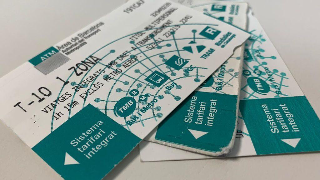 Los nuevos billetes de metro complementan la revolución del transporte en Barcelona