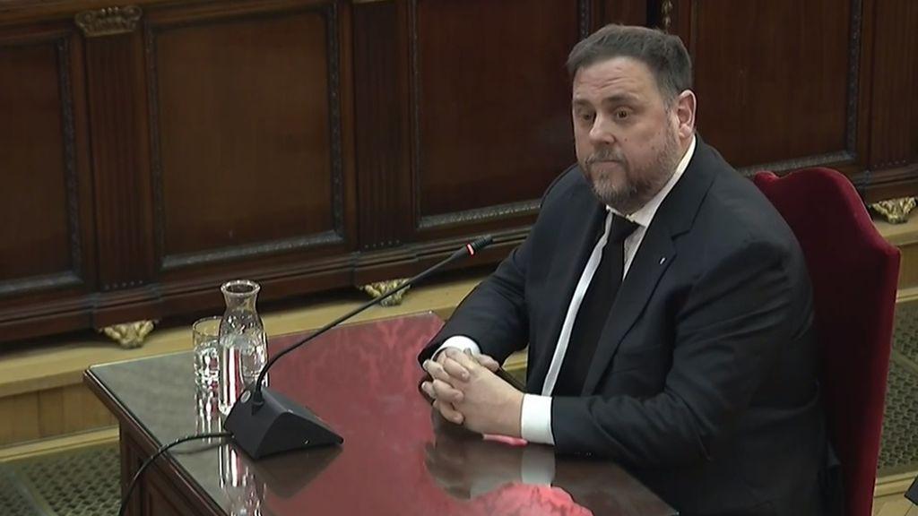 """Los abogados del Estado rechazan """"presiones"""" y """"amenazas"""" por el caso Junqueras"""