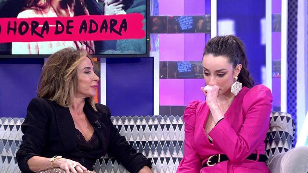 """Adara, sobre Gianmarco: """"Quiere ir de pobrecito, le puede la televisión"""""""