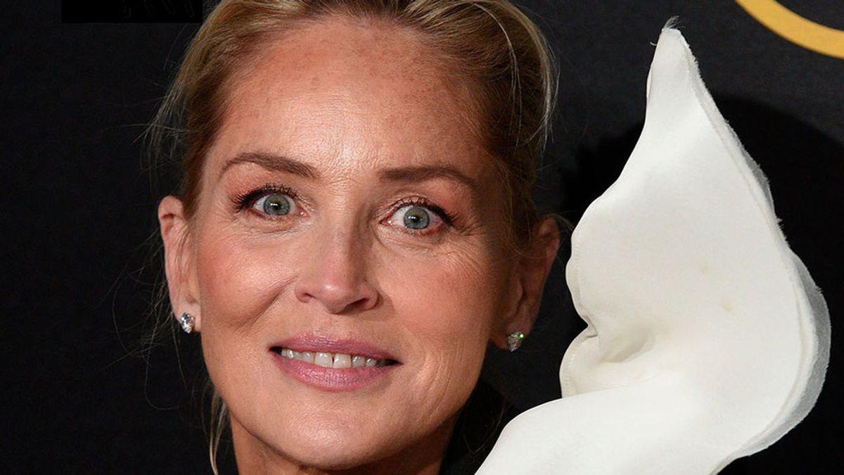 Sharon Stone y otros famosos que intentan ligar en el lugar equivocado