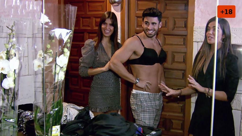 Capítulo 6: Noel se cuela en el vestuario de las chicas y estalla la tensión con Fabio y Kiko