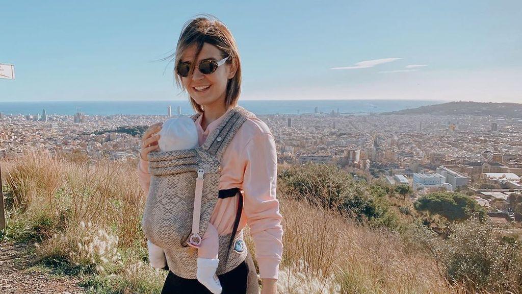 """Laura Escanes hace balance de su primer año como madre de Roma: """"Estaba nerviosa muy nerviosa y con miedos"""""""