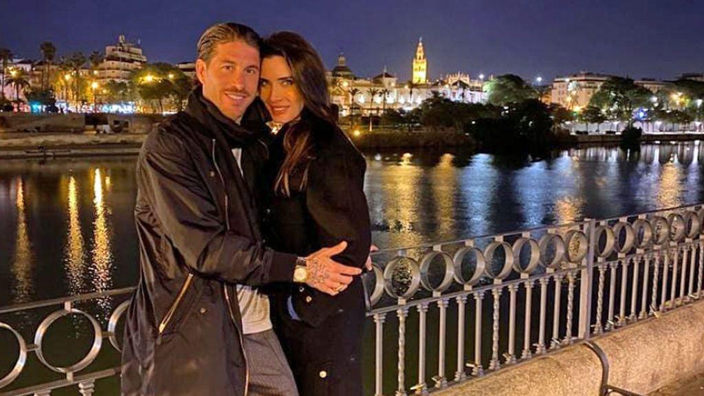 """La declaración de amor de Sergio Ramos a Pilar Rubio para despedir el año: """"Con más ilusión que nunca"""""""