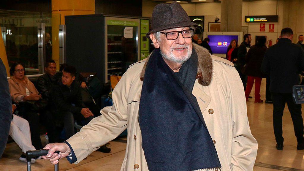 Las acusaciones de acoso sexual marcan la agenda de Plácido Domingo