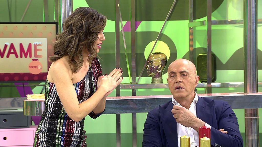 """Kiko Matamoros ha dejado de seguir a Nuria Marín en Instagram: """"Te admiro aunque a veces me digas cosas un poco feas"""""""