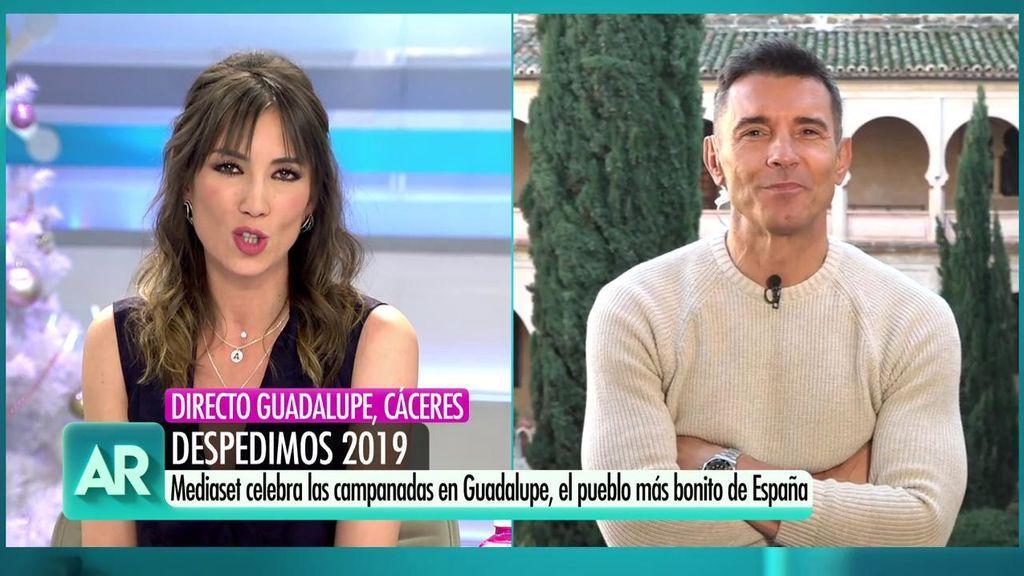 """Jesús Vázquez propone revolucionar las campanadas: """"Va siendo hora de que no se la chica la salga con escote"""""""