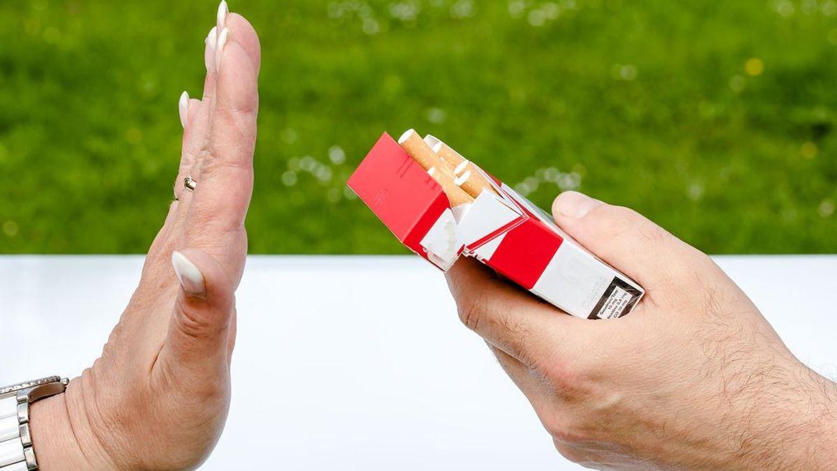Sanidad financia a partir de mañana 2 tratamientos farmacológicos para dejar de fumar
