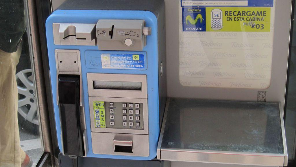 Telefónica debe mantener las cabinas telefónicas hasta finales de 2022
