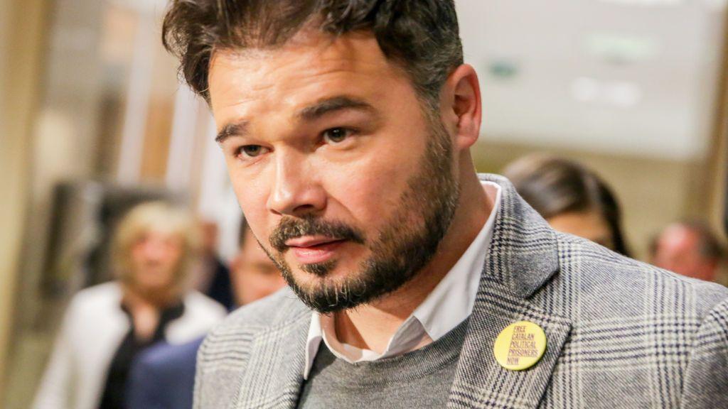 ERC arranca su reunión decisiva por la investidura de Sánchez y la formación de Gobierno