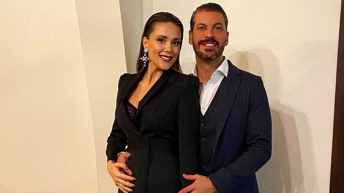 """Lorena Gómez y René por fin confirman que serán padres con un detalle de su bebé: """"Ansiosos por verle la carita"""""""
