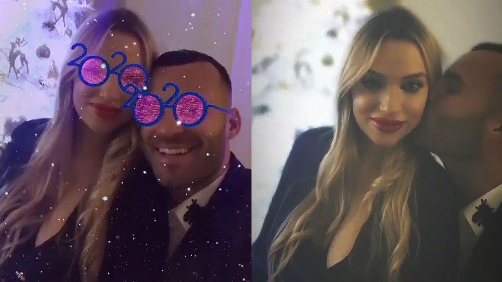 """La ilusión de Jesé para el nuevo año y la declaración a su pareja: """"El amor de mi vida"""""""
