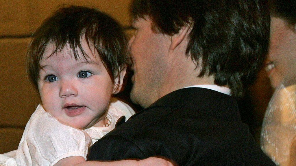 Tom Cruise y Surie 2006