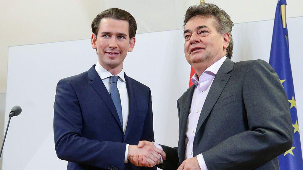 Austria: el gobierno cambia a la ultraderecha por los verdes