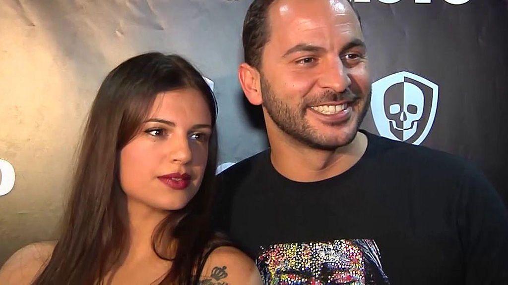 Antonio Tejado le pide matrimonio a su novia