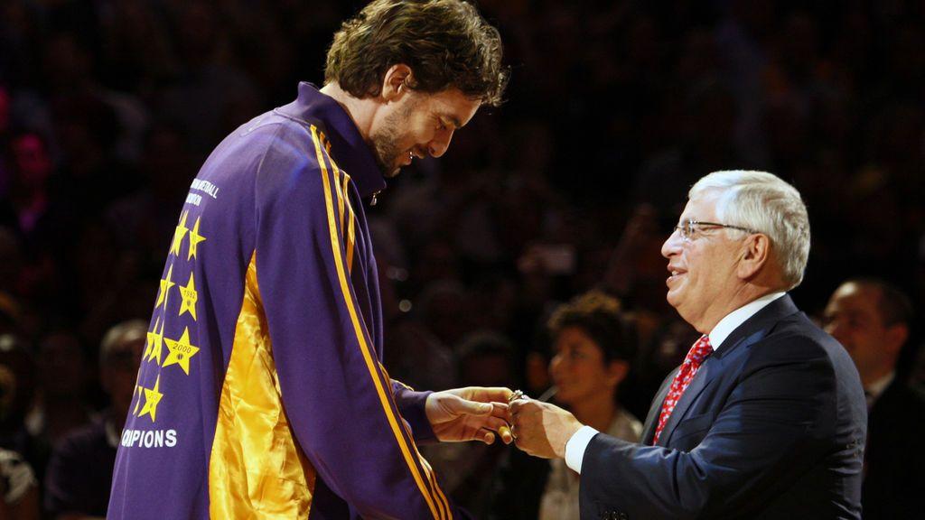 """La despedida de LeBron, Curry, Pau Gasol y todo el baloncesto a David Stern: """"Nunca olvidaré tus palabras aquel día"""""""