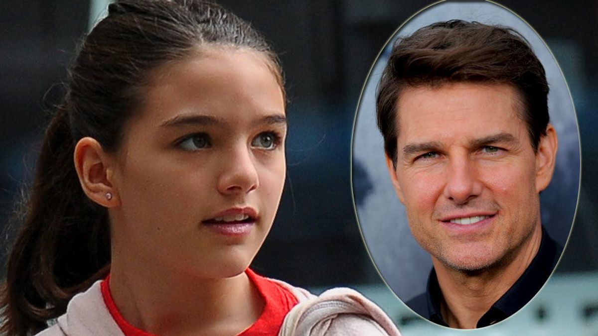 Tom Cruise, su hija Suri y una extraña relación marcada por la Cienciología