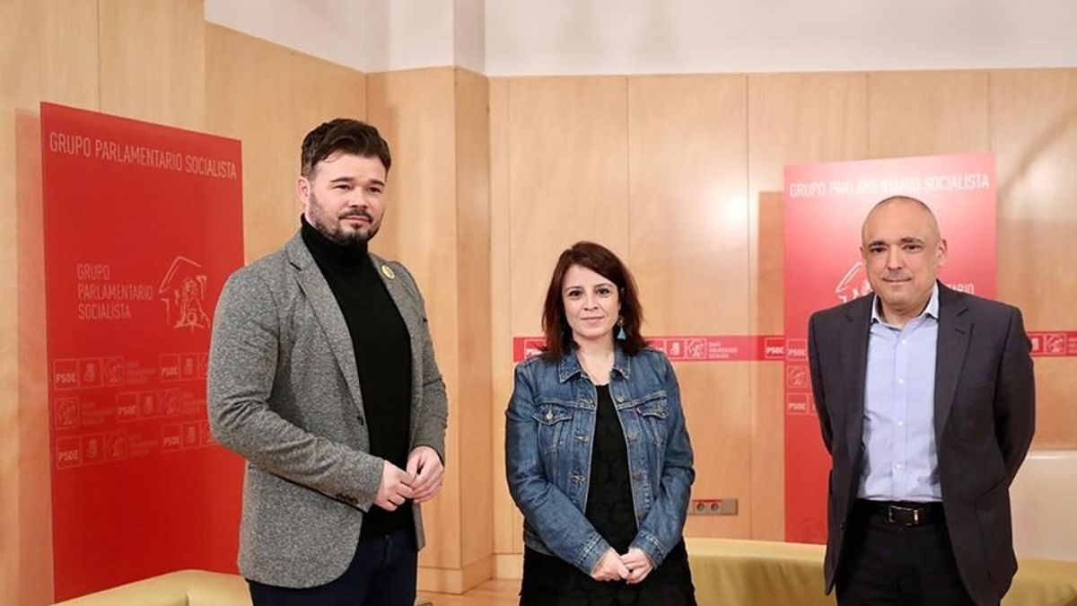 Este es el documento completo del acuerdo entre el PSOE y ERC
