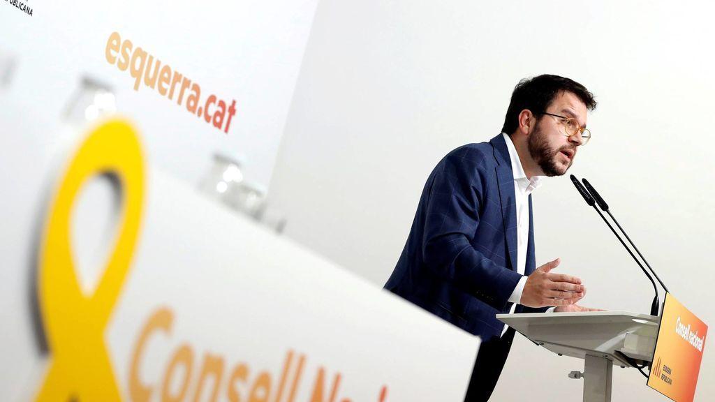 ERC valida el acuerdo con el PSOE y permitirá la investidura de Sánchez