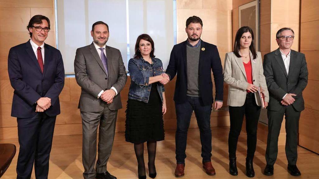 La Junta Electoral Central pone a prueba el acuerdo de investidura