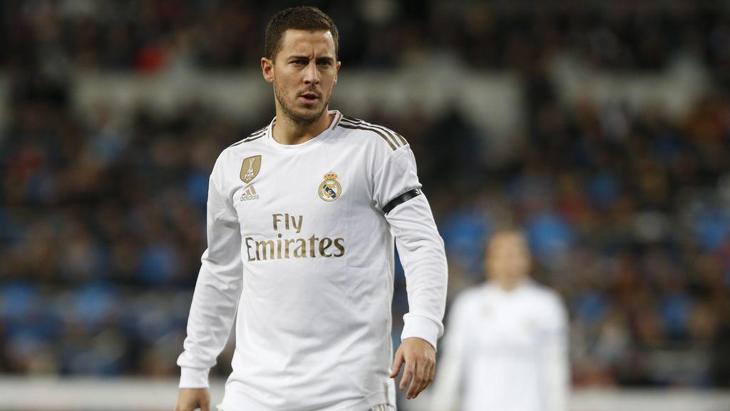 Hazard se marca un nuevo plazo para volver de su lesión: el derbi ante el Atlético de Madrid