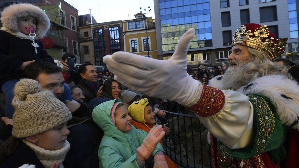 Ya casi están aquí los Reyes: el tiempo que va a hacer por zonas la tarde del domingo