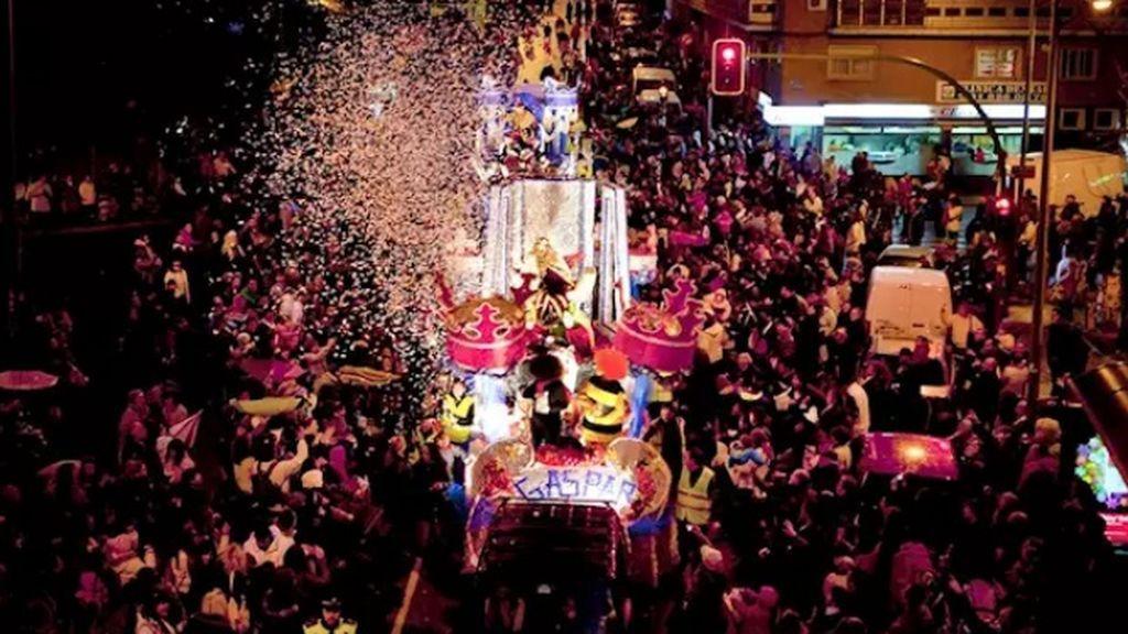 Las Cabalgatas de Reyes de todos los distritos de Madrid: cómo afectan a los cortes en el tráfico