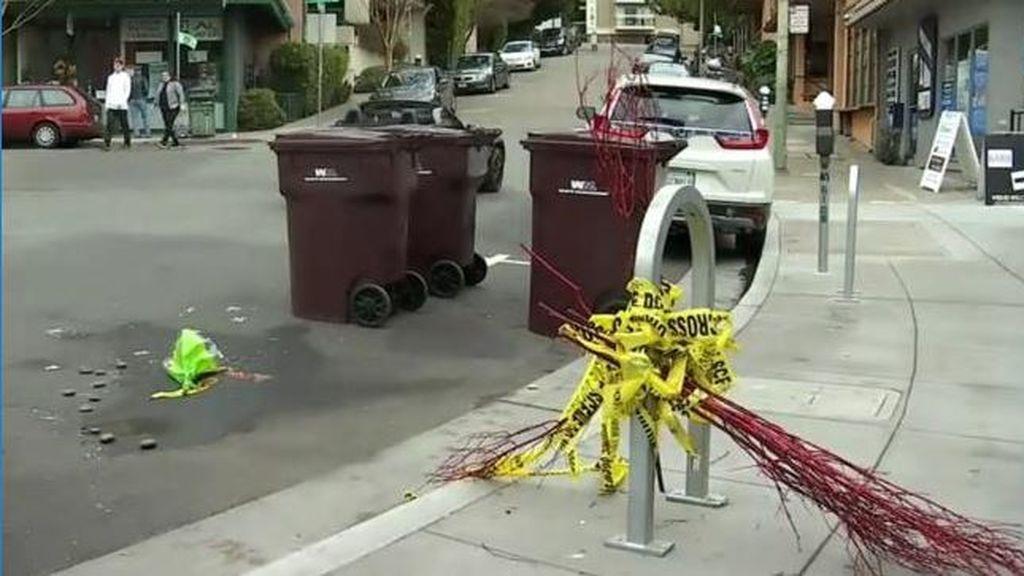 Fallece un hombre al intentar detener al ladrón que de su portátil en un Starbucks