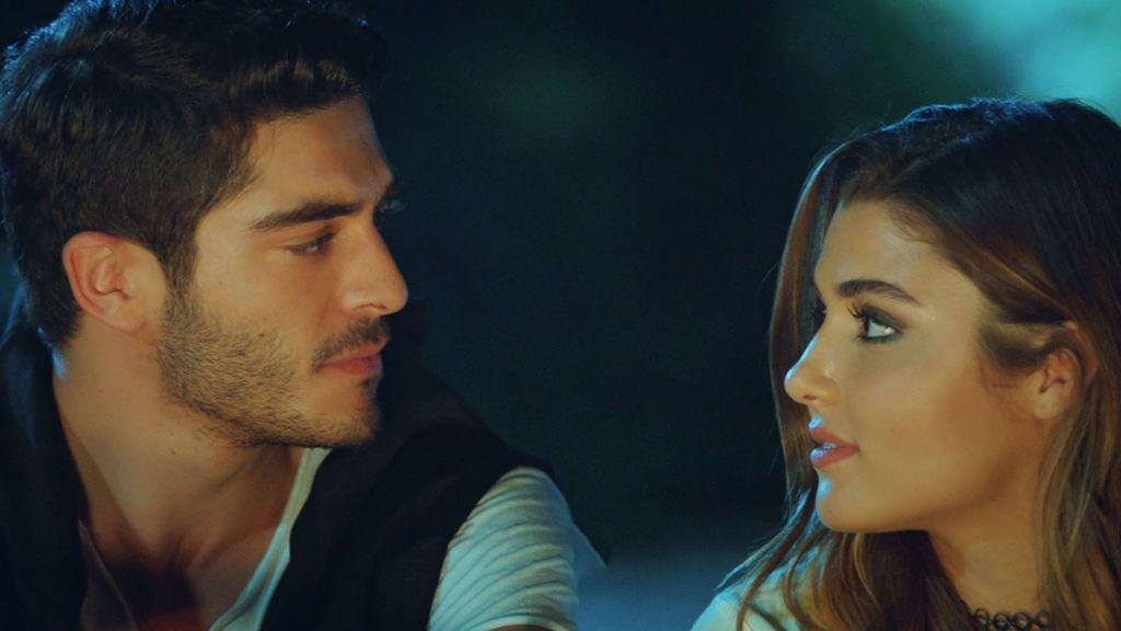 La noche bajo las estrellas de Hayat y Murat