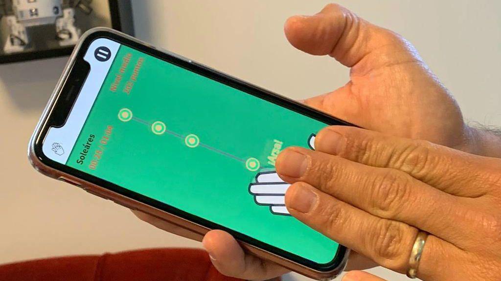 El flamenco, en el móvil: crean un juego para aprender a tocar las palmas
