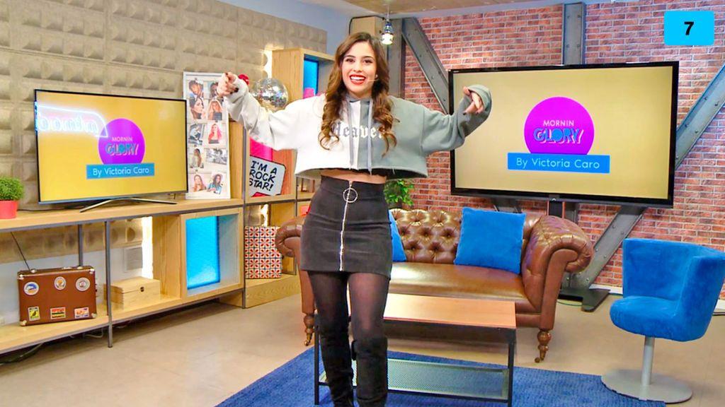 MorninGlory by Victoria Caro: Conociendo a la primera presentadora del 2020